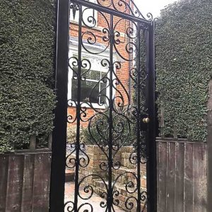 decorative gates